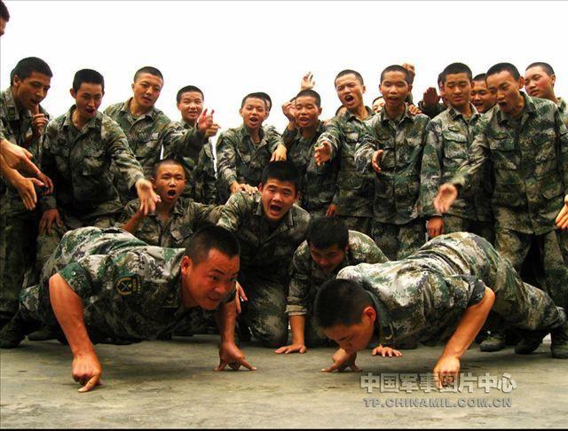 essay military training