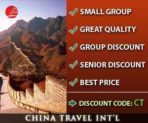 china travel operator for customers in North America