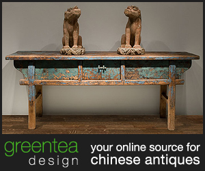 Greentea design - your online sources for Chinese antique