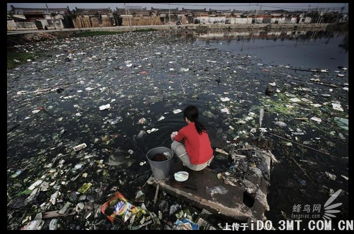 environmental problems of china