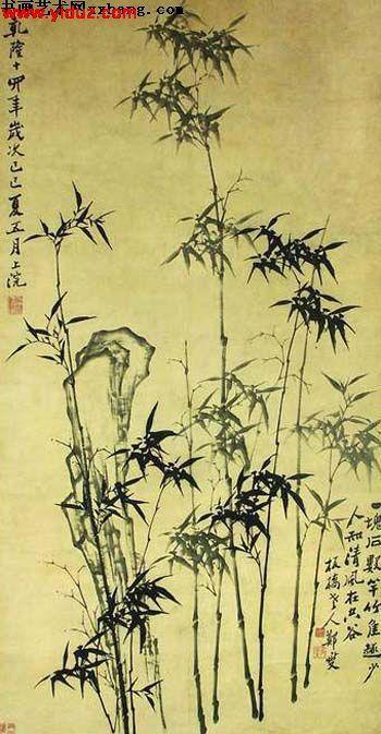 China  Bamboo