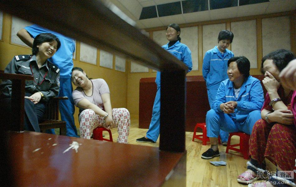 Pictures - Before Execution, Female Drug Traffickers in Prison